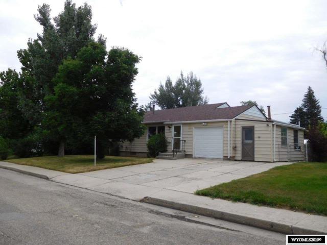 1515 Sycamore Street, Casper, WY 82604 (MLS #20191197) :: Lisa Burridge & Associates Real Estate