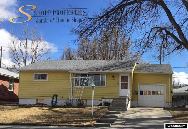 2121 Hyview Drive, Casper, WY 82604 (MLS #20191228) :: RE/MAX The Group