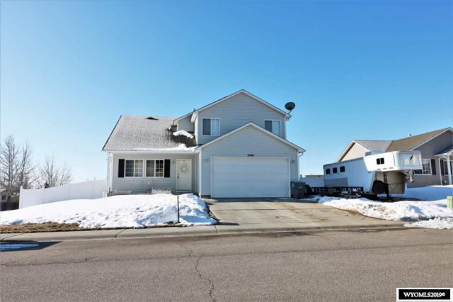 3500 White Mountain Boulevard, Rock Springs, WY 82901 (MLS #20191291) :: Real Estate Leaders