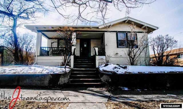 729 E 3rd Street, Casper, WY 82601 (MLS #20191384) :: Real Estate Leaders