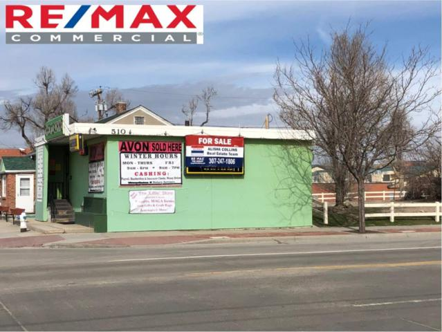510 N Center, Casper, WY 82601 (MLS #20191657) :: RE/MAX The Group