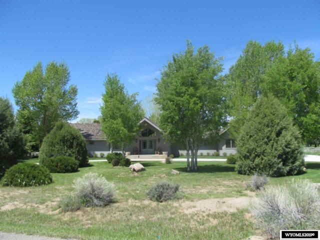 204 Arapahoe Drive, Saratoga, WY 82331 (MLS #20191841) :: RE/MAX The Group
