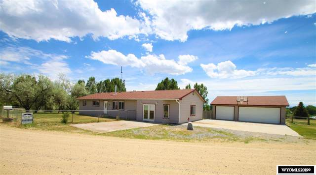 88 Cliff, Riverton, WY 82501 (MLS #20191868) :: Real Estate Leaders