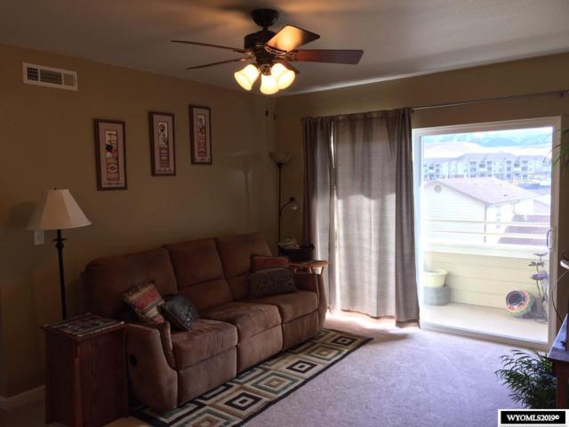 2779 E 15th  Unit 305 Street, Casper, WY 82609 (MLS #20192445) :: Real Estate Leaders