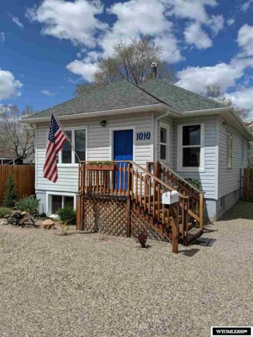 1010 Mccarty Avenue, Rock Springs, WY 82901 (MLS #20192482) :: RE/MAX The Group