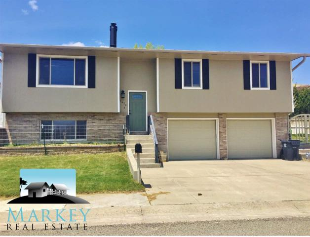 1424 Pacific Street, Rawlins, WY 82301 (MLS #20192486) :: Lisa Burridge & Associates Real Estate