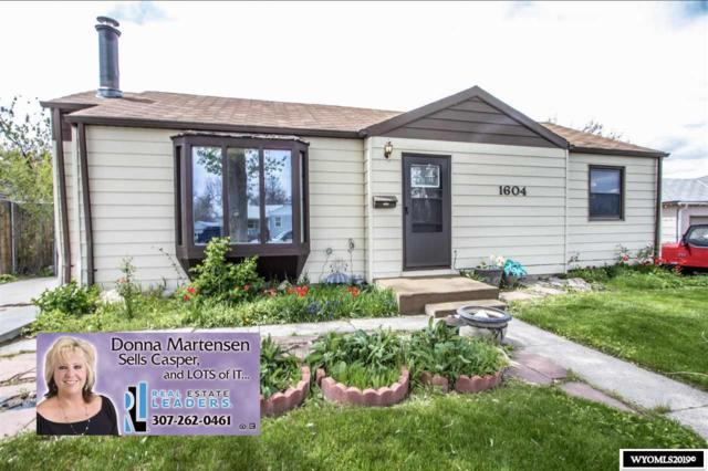 1604 Westridge Place, Casper, WY 82604 (MLS #20192600) :: RE/MAX The Group