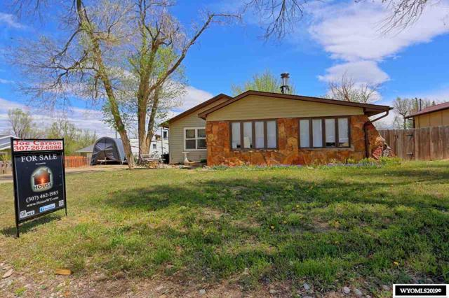 99 S 4th Avenue, Mills, WY 82644 (MLS #20192620) :: RE/MAX The Group