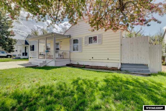 1926 S Chestnut, Casper, WY 82601 (MLS #20192629) :: RE/MAX The Group