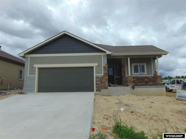 5203 Henning Loop, Casper, WY 82609 (MLS #20192769) :: Lisa Burridge & Associates Real Estate