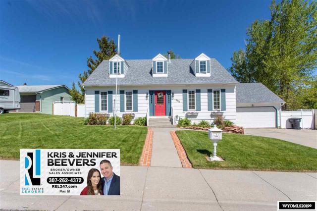 3670 Placid Drive, Casper, WY 82604 (MLS #20193033) :: Lisa Burridge & Associates Real Estate