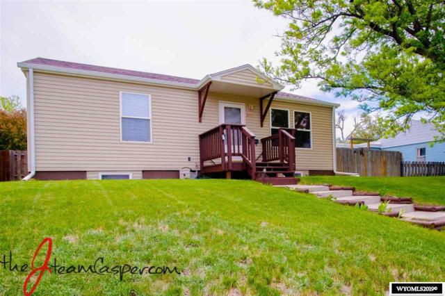 2013 S Jackson, Casper, WY 82601 (MLS #20193199) :: Lisa Burridge & Associates Real Estate