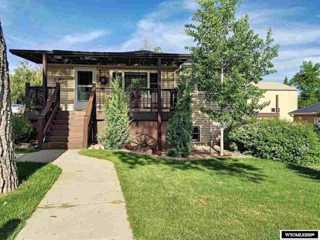 205 S Tisdale Avenue, Buffalo, WY 82834 (MLS #20193316) :: Lisa Burridge & Associates Real Estate