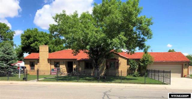 801 Howell Avenue, Worland, WY 82401 (MLS #20193338) :: RE/MAX The Group