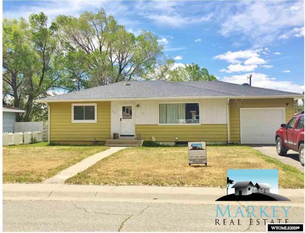 164 La Paloma Drive, Rawlins, WY 82301 (MLS #20193412) :: Real Estate Leaders