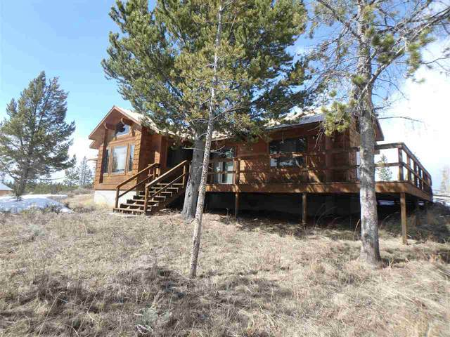 16 Spruce Court, Dubois, WY 82513 (MLS #20193821) :: RE/MAX Horizon Realty