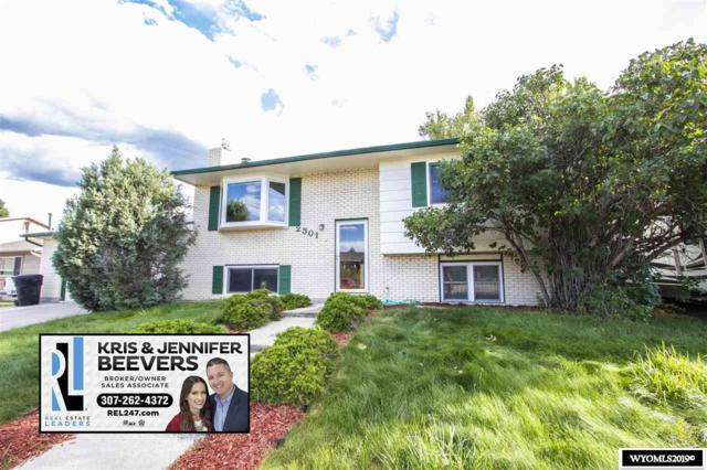2301 W 45th Street, Casper, WY 82604 (MLS #20193995) :: Real Estate Leaders