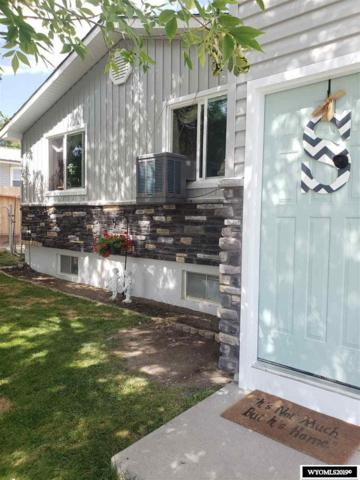 1805 West Teton Boulevard, Green River, WY 82935 (MLS #20194064) :: RE/MAX The Group