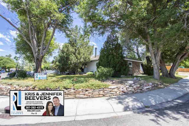 207 N Nebraska Avenue, Casper, WY 82609 (MLS #20194070) :: Real Estate Leaders