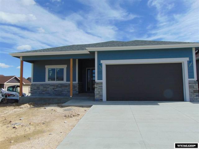 5210 Gladstone Street, Casper, WY 82609 (MLS #20194350) :: Lisa Burridge & Associates Real Estate