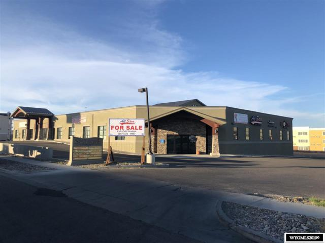 2620 Commercial Way, Rock Springs, WY 82901 (MLS #20194706) :: Lisa Burridge & Associates Real Estate