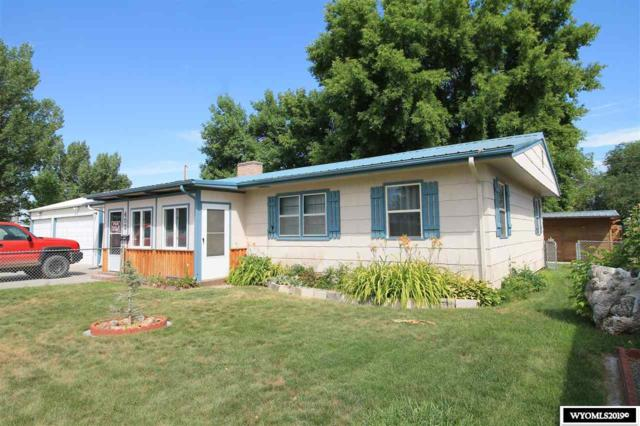 403 Thomas, Worland, WY 82401 (MLS #20194749) :: RE/MAX The Group
