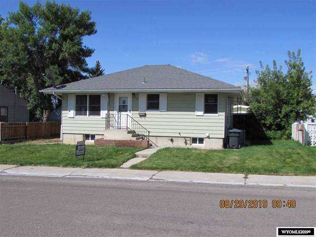 210 Agate Street, Rock Springs, WY 82901 (MLS #20195116) :: Lisa Burridge & Associates Real Estate