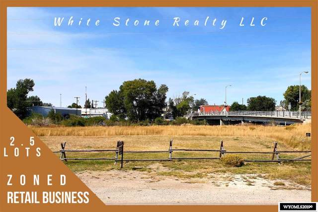 SE River Street, Saratoga, WY 82331 (MLS #20195378) :: RE/MAX The Group