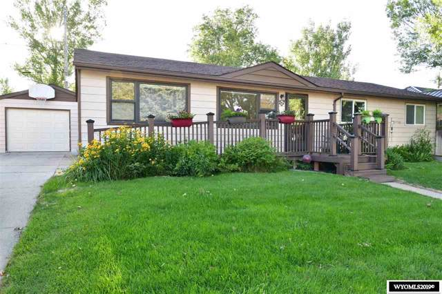 707 Grant Avenue, Glenrock, WY 82637 (MLS #20195440) :: Lisa Burridge & Associates Real Estate