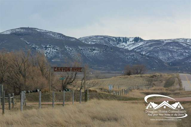 14 Amber Ridge Road, Glenrock, WY 82637 (MLS #20195691) :: Lisa Burridge & Associates Real Estate