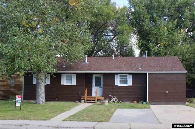 2839 S Coffman Street, Casper, WY 82604 (MLS #20195718) :: RE/MAX The Group