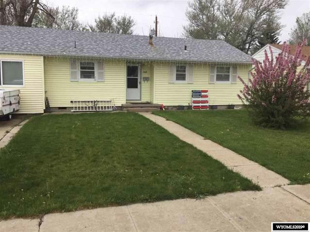 1424 S Pine, Casper, WY 82604 (MLS #20195971) :: Lisa Burridge & Associates Real Estate
