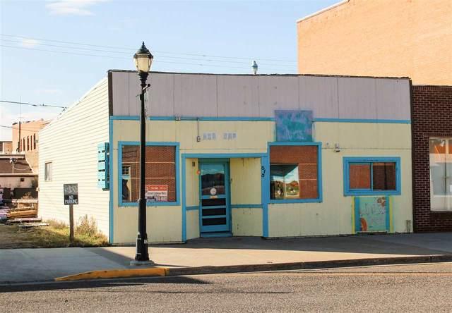 515 Arapahoe, Thermopolis, WY 82443 (MLS #20196092) :: Lisa Burridge & Associates Real Estate