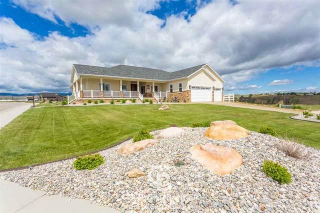 142 White Tail Court, Buffalo, WY 82834 (MLS #20196366) :: Lisa Burridge & Associates Real Estate