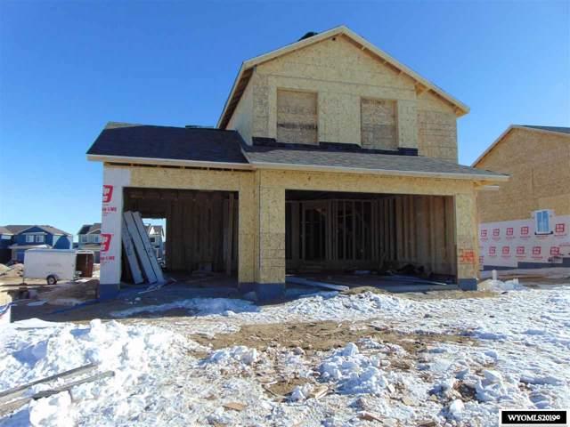 3129 Carbide Trail, Casper, WY 82604 (MLS #20196392) :: Lisa Burridge & Associates Real Estate