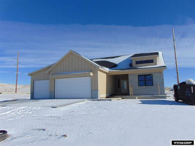 633 West View Way, Mills, WY 82604 (MLS #20196478) :: RE/MAX The Group