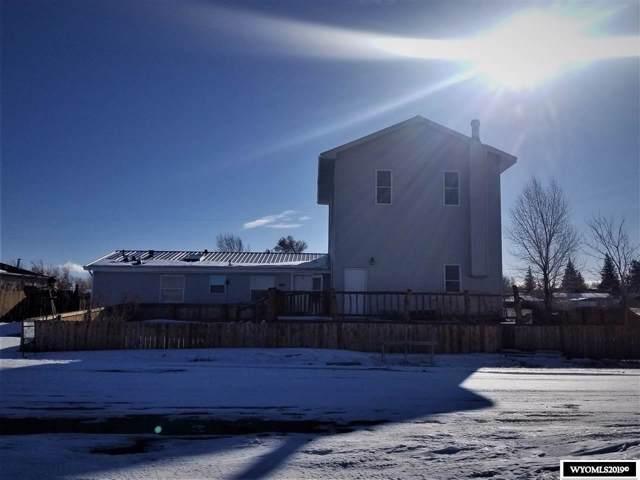 609 W Hugus, Saratoga, WY 82331 (MLS #20196930) :: Lisa Burridge & Associates Real Estate