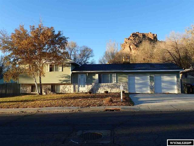 330 Hutton Street, Green River, WY 82935 (MLS #20200112) :: RE/MAX The Group