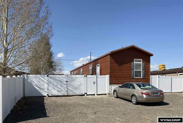 405 Pinion Street, Rock Springs, WY 82901 (MLS #20200113) :: RE/MAX Horizon Realty