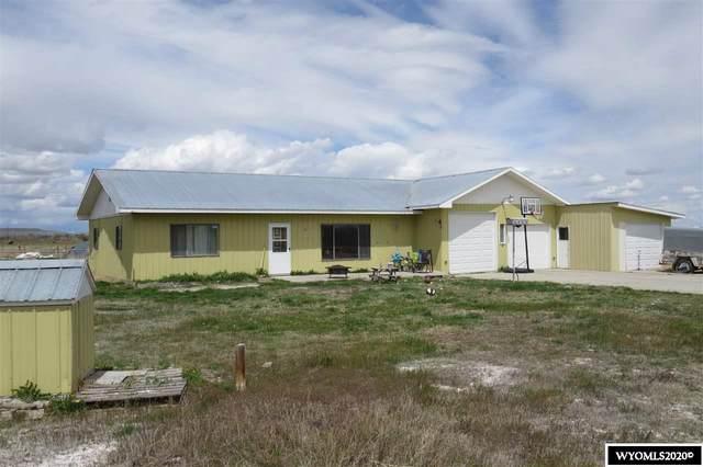 10 Crow Street, Riverton, WY 82501 (MLS #20200604) :: Real Estate Leaders