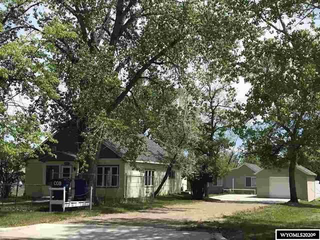 967 N Adams Avenue, Buffalo, WY 82834 (MLS #20200783) :: Real Estate Leaders