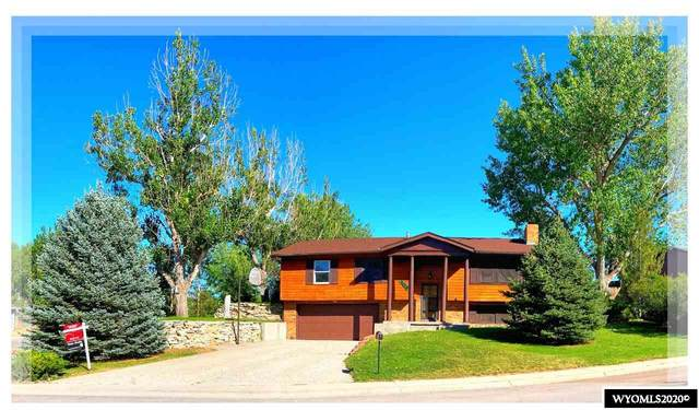 103 Mountain View Drive, Thermopolis, WY 82443 (MLS #20201001) :: RE/MAX The Group