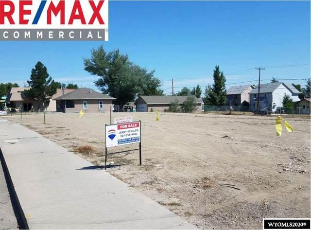 1409-1431 S Mckinley, Casper, WY 82601 (MLS #20201021) :: RE/MAX Horizon Realty