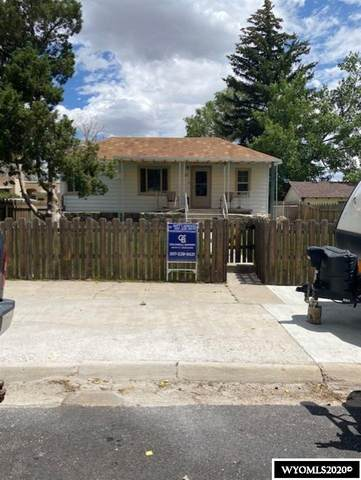 1011 8th Street, Rawlins, WY 82301 (MLS #20201206) :: Lisa Burridge & Associates Real Estate