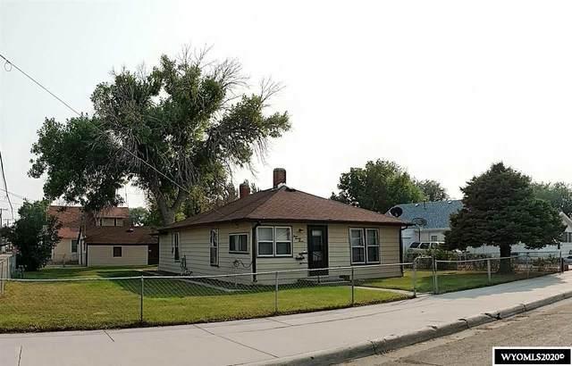 323 W 24th Avenue, Torrington, WY 82240 (MLS #20201234) :: Lisa Burridge & Associates Real Estate