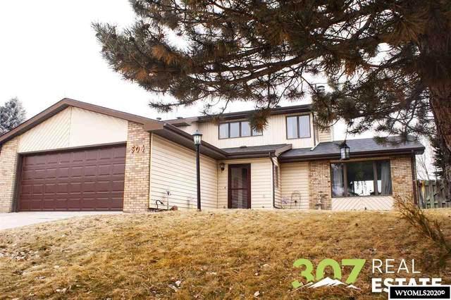 504 Sourdough Street, Buffalo, WY 82834 (MLS #20201290) :: Lisa Burridge & Associates Real Estate
