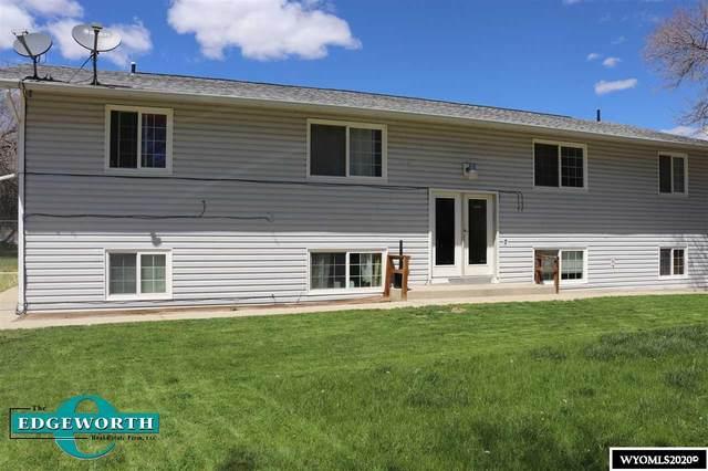 115 N 7th Street, Glenrock, WY 82637 (MLS #20201361) :: Real Estate Leaders
