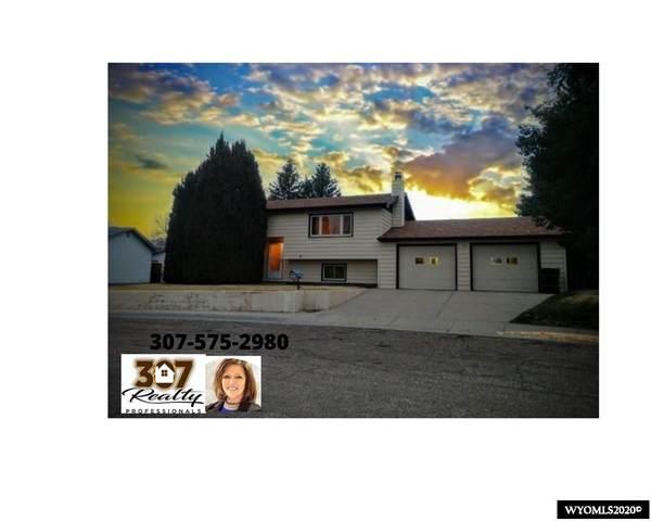 142 Park Lane, Torrington, WY 82240 (MLS #20201395) :: Lisa Burridge & Associates Real Estate