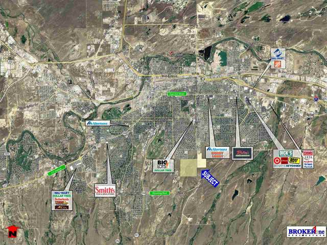 East 25th Hope St, Casper, WY 82609 (MLS #20201518) :: RE/MAX Horizon Realty