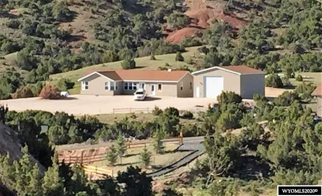 26063 Cedar Court, Alcova, WY 82620 (MLS #20201620) :: Lisa Burridge & Associates Real Estate